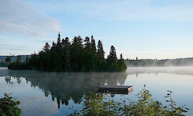 La variation du niveau de l'eau d'un lac: problème ou pas? (2/3)