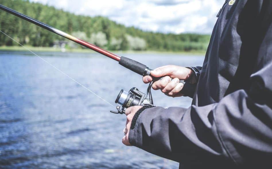 La pêche en 2021 au Lac des Îles