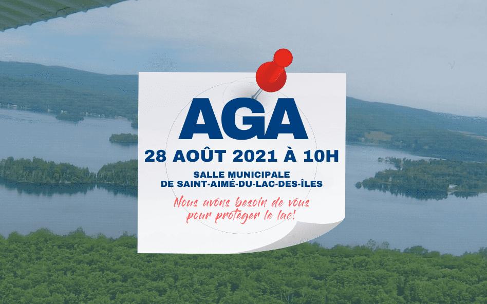 AGA 2021 – Invitation
